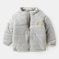 男童外套2儿童休闲上衣棉3加厚棉衣4岁宝宝冬装5棉袄潮童装