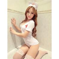 情趣内衣性感套装小护士服女士情趣睡衣极度诱惑透明紧身激情制服