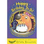 【预订】Hoppy Birthday, Jo-Jo!