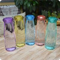 汉馨堂 塑料杯 时尚创意钻石水晶大容量随手杯水杯