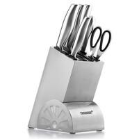 刀具套装厨房不锈钢切菜刀切肉刀切片水果刀家用全套厨具