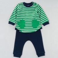 男宝宝内衣套装婴儿家居服套装春装新款女睡衣童装棉