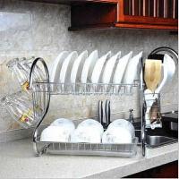 家庭厨房实用收纳神器小工具日常创意家居生活日用品百货礼物碗架