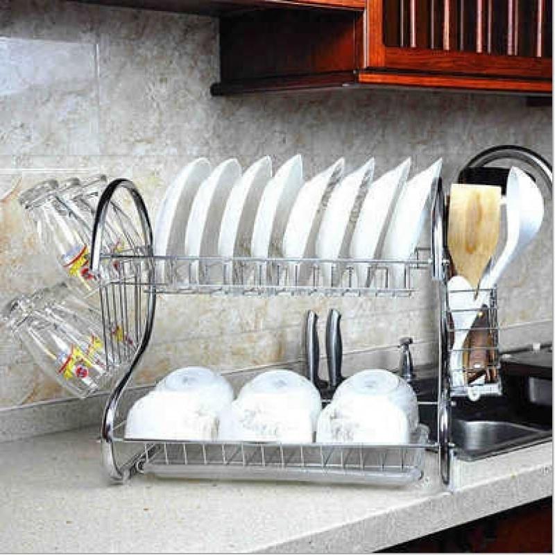 家庭厨房实用收纳神器小工具日常创意家居生活日用品百货礼物碗架 发货周期:一般在付款后2-90天左右发货,具体发货时间请以与客服协商的时间为准