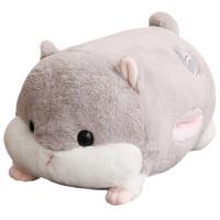 毛绒公仔娃娃送女生 可爱仓鼠毛绒玩具玩偶布娃娃公仔抱枕儿童生日礼物男女情人节礼物