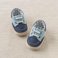 [2件3折价:48.9]戴维贝拉春季新款宝宝学步鞋 新生儿软底步前鞋DB6984