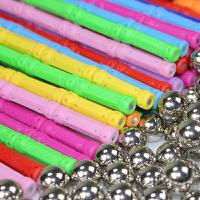 磁力棒10�q3智力7片8-9吸�F磁棒6男孩�和�益智玩具磁�F5男童4�e木
