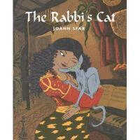 【预订】The Rabbi's Cat Y9780375422812