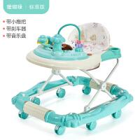 宝宝学步车可坐手推车婴儿童宝宝学步车多功能防侧翻手推男女孩变摇马可坐学行
