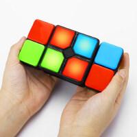 儿童电子音乐网红百变魔方益智正版智能解压减压神器抖音同款玩具