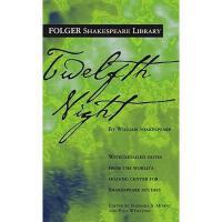 【预订】Twelfth Night: Or What You Will