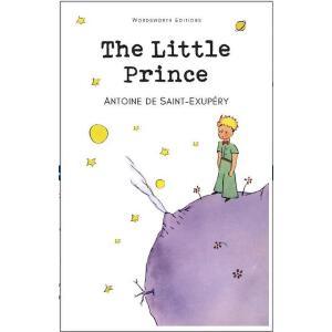 【新版现货】英文原版 小王子 The Little Prince 老少皆宜的经典英文学习读物 英版 3岁以上适读 小开本简装