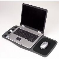 安尚笔记本电脑桌-韩国时尚多功能膝上桌,笔记本移动支架,人性化专业设计,笔记本移动办公伴侣