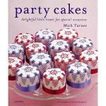 【预订】Party Cakes: Delightful Little Treats for Special