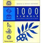 【预订】1000 Symbols: What Shapes Mean in Art & Myth