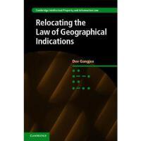 【预订】Relocating the Law of Geographical Indications