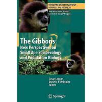 【预订】The Gibbons: New Perspectives on Small Ape