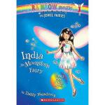 【预订】India the Moonstone Fairy