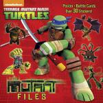 【预订】The Mutant Files (Teenage Mutant Ninja Turtles)