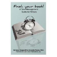 【预订】Finish Your Book! a Time Management Guide for