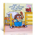 英文原版 Little Critter 小怪物毛人7故事精装合集 启蒙入门绘本书 汪培�E推荐同系列英语故事阅读启蒙童书