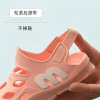 女童凉鞋新款儿童凉鞋洞洞鞋夏宝宝凉鞋男