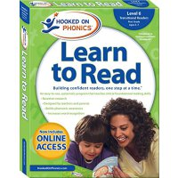 Hooked on Phonics Learn to Read - Level 6 迷上自然拼读系列Phonics教材