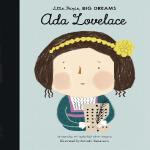 英文原版Ada Lovelace 小人物大梦想