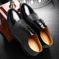 2017春季新款春秋季新品男鞋 时尚系带男士皮鞋 商务休闲正装鞋漆皮婚鞋男36180JLF支持