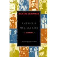 【预订】America's Musical Life: A History