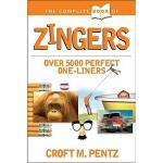 【预订】The Complete Book of Zingers