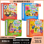 Scholastic 学乐常见词科普读本 Nonfiction Sight Word Readers Level A