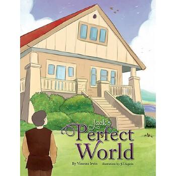 【预订】Jack's Perfect World 预订商品,需要1-3个月发货,非质量问题不接受退换货。