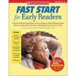【预订】Fast Start for Early Readers: A Research-Based