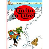 The Adventures of Tintin: Tintin in Tibet 丁丁历险记・丁丁在西藏 ISBN 9780316358392