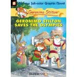【预订】Geronimo Stilton Graphic Novels #10 Geronimo Stilton Sa