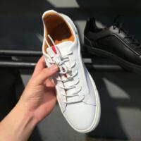 CUM 欧美潮流青年男鞋白色休闲鞋男板鞋男透气小白鞋子男