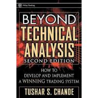 【预订】Beyond Technical Analysis: How To Develop And