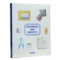 BRANDING AND IDENTITY III 品牌零接触 平面设计 品牌形象策划 广告设计书籍