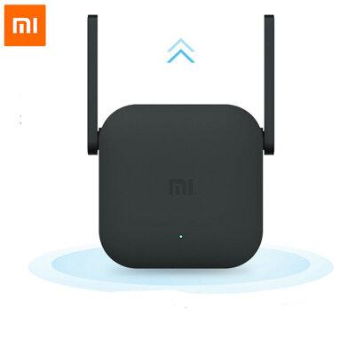 小米wifi放大器pro 家用WiFi信号放大器300M无线中继器宽带扩展器无线路由器伴侣增强穿墙扩大覆盖别墅机新品上市 300Mbps 信号覆盖强 适配主流路由