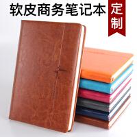 笔记本文具a5记事本加厚办公定做日记本批发商务本子定制可印logo