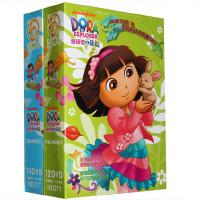 包邮 爱探险的朵拉DVD全集 1-5季中英文发音儿童英语学习光盘