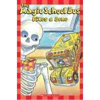 英文原版Magic School Bus Science Reader: Magic School Bus Fixes