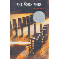 The Book Thief 偷书贼(精装) ISBN9780375831003