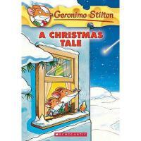 英文原版 老鼠记者特别版:圣诞节故事 Geronimo Stilton Se:A Christmas Tale