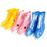 kk树儿童雨鞋套男女童防滑防水雨靴小学生轻便可爱宝宝水鞋套耐磨