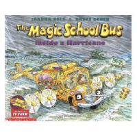 英文原版The Magic School Bus Inside a Hurricane神奇校车:飓风之内 绘本版