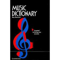 【预订】Music Dictionary