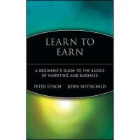 【预订】Learn To Earn: A Beginner'S Guide To The Basics Of