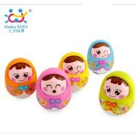 汇乐979点头不倒翁娃娃大号可爱幼儿宝宝益智玩具不倒翁0-1岁